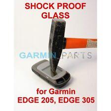 New Shock proof glass for Garmin Edge 305, Edge 205 replacement part repair lens