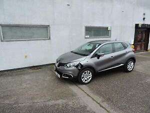 14 Renault Captur 0.9 TCe MediaNav Dynamique Damaged Salvage Repairable £30 Tax!