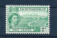 MONTSERRAT 1964 DEFINITIVES SG157 2c  MNH