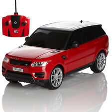 RC RADIO REMOTE CONTROLLED CAR SCALE 1.24 RANGE ROVER SPORT KIDS TOY NEW GIFT