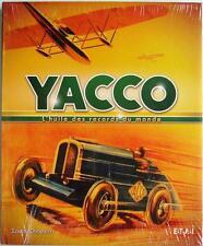 YACCO L'HUILE DES RECORDS DU MONDE XAVIER CHAUVIN ISBN:9782726895481 CAR BOOK