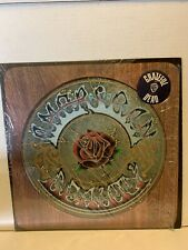 Grateful Dead 'American Beauty' Warner Green With Rare Hype Sticker Vg+