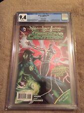 Green Lantern #20 CGC 9.4 Combo Pack Variant 1st Jessica Cruz HBO Max Hot