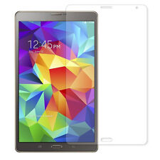 1X Screen Protector Cover Guards For Samsung Galaxy Tab A 8.0 T350 T351 LJ