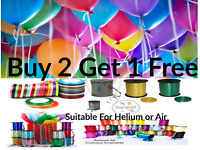 20 X Latex PLAIN BALOON BALLONS Quality Party Birthday Party helium BALLOONS