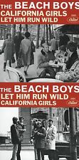 CD SINGLE The BEACH BOYS	California Girls - SINGLE REPLICA 4-TRACK CARD SLEEVE
