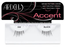 Ardell ACCENTS LASHES #308 Half False Eyelashes * NEW *