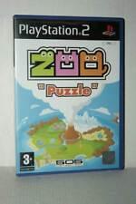 ZOO PUZZLE GIOCO USATO PS2 VERSIONE ITALIANA RS2 53829