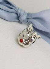 Authentic Pandora Rudolph Red Nose Reindeer Christmas Charm 791781EN39 Retired