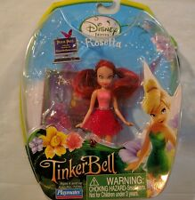 Disney Fairies Rosetta Tinker Bell Playmates 2008 Figure Doll New