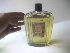 Agua de Colonia Galatea Eau de Cologne espagnole 80° Old bottle and old Agua
