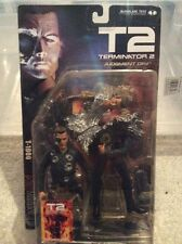 Terminator 2 T-1000 Action figure Mcfarlane toys Movie Maniacs