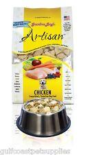 Grandma Lucy's Artisan Chicken Freeze Dried Dog Food 3-lb bag