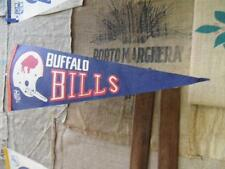 GAGLIARDETTO NFL BUFFALO BILLS  FOOTBALL AMERICANO VINTAGE