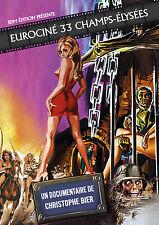 DVD Eurociné 33 Chanps-Elysées - Documentaire de Christophe Bier