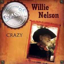 "WILLIE NELSON, CD ""CRAZY""    NEW SEALED"