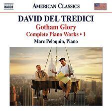 David del Tredici: Complete Piano Music, Vol. 1 (CD, Jul-2012, Naxos...