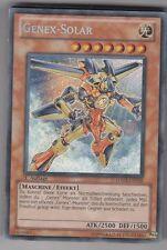 YU-GI-OH GENEX SOLARE Secret Rare ha02-de010 tedesco