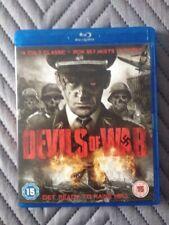 Devils Of War (Blu-ray, 2013)