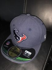 Houston Texans New Era Hat NFL