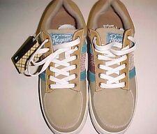 Munsingwear Original Penguin Men Sand Leather Upper Sneaker Shoes Size 11 New