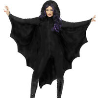 Halloween Cosplay Women Witch Horror Bat Jumpsuit Performance Clothing Costume