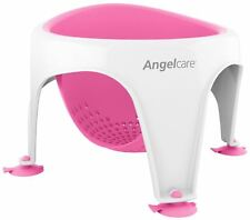 Angelcare SOFT-TOUCH BATH SEAT PINK Baby Bath - NEW