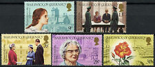 Guernsey 1984 SG#287-291 Sibyl Hathaway MNH Set #D2159