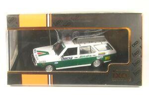Fiat 131 Panorama Alitalia Rally Assistance 1977 1:43 IXO