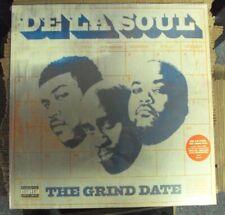 DE LA SOUL The Grind Date 2xLP SEALED '20 reissue hip-hop MF Doom Sean Paul