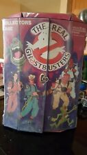 THE REAL GHOSTBUSTERS COLLECTORS CARRYING CASE 1988 Ghost Busters With Insert!