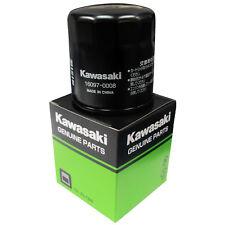 Genuine Kawasaki OEM 16097-0008 Motorcycle Motorbike Oil Filter