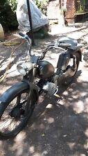 zündapp Bergsteiger ( BASF Moped )