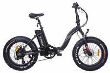 Ztech ZT-89 Folding Bicicletta Elettrica Pieghevole - 500W (164784)