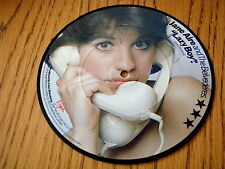 """JANE AIRE & THE BELVEDERES - LAZY BOY     7"""" VINYL PICTURE DISC"""