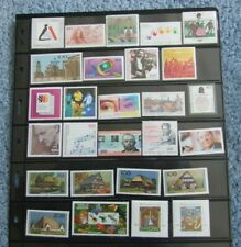 WEST GERMANY #1932//1951, B801-B808 MNH F-VF COLLECTION 1996 MOST COMPLETE SETS