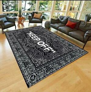 Keep Off  Patterned Rug,Fan Carpet Non Slip Floor Carpet,Teen' 180x280 cm