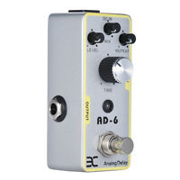ENO EX AD-6 Electric Guitar Analog Delay Effect Pedal True Bypass NEW! W3X0