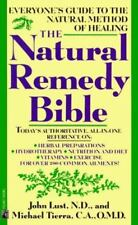 The Natural Remedy Bible : Everyone's Guide to the Natural of Healing Free Ship