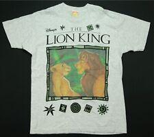 Rare Vintage DISNEY The Lion King Mufasa SarabiT Shirt 90s Promo OSFA