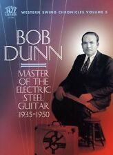 Bob Dunn - Master of the Electric Steel Guitar 1935-1950 [New CD]