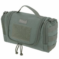 Bolsas de aseo de viaje verde