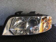2002 2003 2004 Audi A6/S6 Left Headlight
