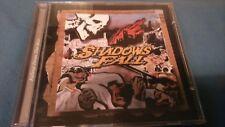shadows fall cd fallout from the war hardcore metal punk thrash metal