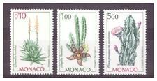 MONACO .  N° 2057 / 2059.  3  VALEURS  FLORE    NEUVE    **  . SUPERBE