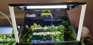 Lid BracketHood Props studs Fits on Fluval Flex 57L 15G 34L 9G Aquarium tank