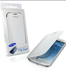 Samsung Flip Cover Case Galaxy SIII S3 for White Genuine EFC-1G6FWECSTD