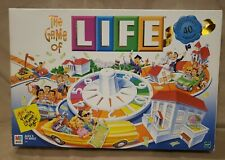 The Game of Life Hasbro 40th Anniversary Edition Milton Bradley See Description