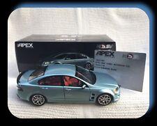 Apex Relicas 1:18 HSV W427 2008 Sydney Motorshow Car Panorama Silver