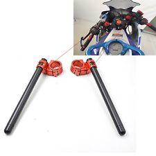 Demi Guidon 41mm pour CBR600 F1/F2/F3 SV650S/Katana /Bandit cafe racer motos